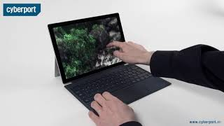Surface Pro 6 im Test I Cyberport
