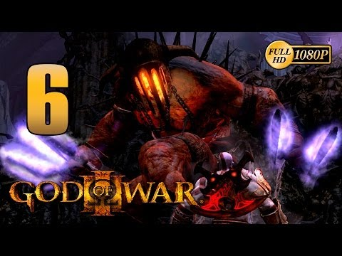 God of War 3 PS3 | Boss Hades vs Kratos | Walkthrough Parte 6 Español Gameplay HD 1080p