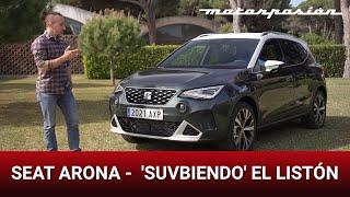 Nuevo SEAT Arona 2021: todas las novedades del exitoso SUV