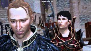 Dragon Age 2 Anders' laser beams of death and destruction