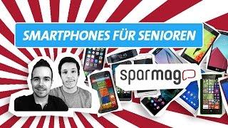 Top Smartphones für Senioren (Deutsch)