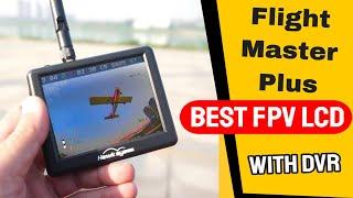 Hawkeye Little Pilot Flight Master Plus DVR Tiny FPV LCD