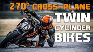 11 Of The Few Cross-plane 2-Cylinder Bikes Ever