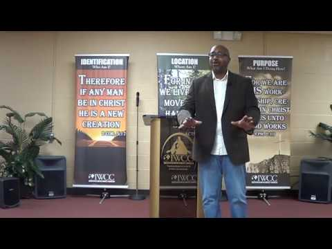 01-21-17 Agape Love and Its Relationship to the Holy Spirit PART 01