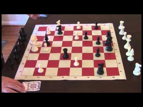 Rogue Chess - The Barbarian Card