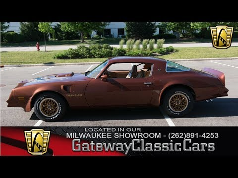1978 Pontiac Firebird Trans Am for Sale - CC-994530