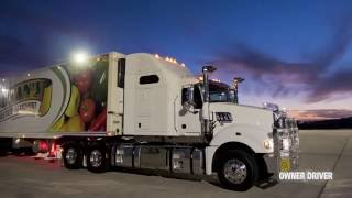 Mack Super-Liner 685 with 60-inch sleeper | Review | Truck TV Australia