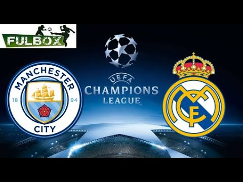 Manchester City vs Real Madrid EN VIVO Octavos de Final Champions League 2020- Análisis Previo