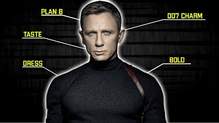 """Build Your JAMES BOND Persona   10 tips from """"007"""""""