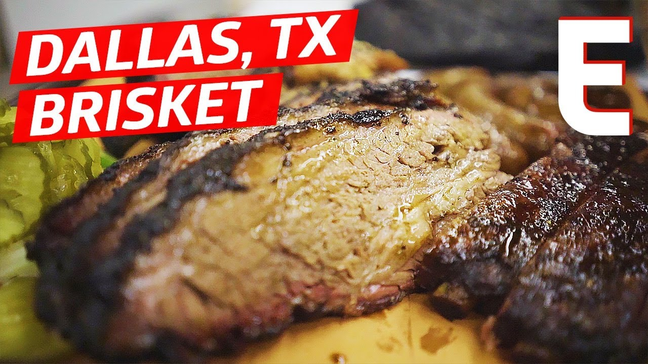 This Texas Barbecue Spot Sells 1800 lbs of Meat Per Day — Cult Following thumbnail