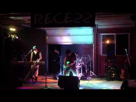 Recess playing Van Halen