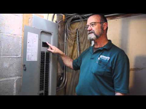 Know your fuse boxes and circuit breakers