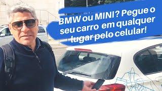 BMW e MINI compartilhados em Portugal! Testamos o aplicativo Drive Now em Lisboa