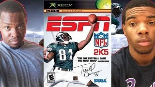 THE GREATEST FOOTBALL GAME TO DATE? - ESPN NFL 2K5 (Xbox)   #ThrowbackThursday ft. Juice