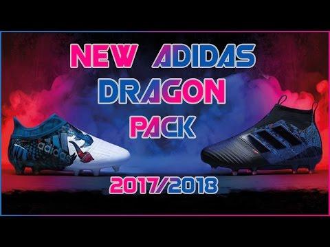 PES 2013 New Boots Adidas Dragon Pack 2017/2018 by DaViDBrAz