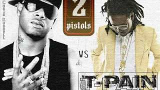 Freeze Cus' She Got It (2 Pistols vs T-Pain) Mash-Up By DJ Chris Russell