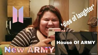 New ARMY Reacts - 〖House Of ARMY〗