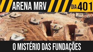 ARENA MRV   4/6 MISTÉRIO NAS FUNDAÇÕES   26/05/2021