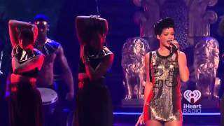 Rihanna   Where Have You Been Live IHeartRadio Music Festival September 21, 2012.