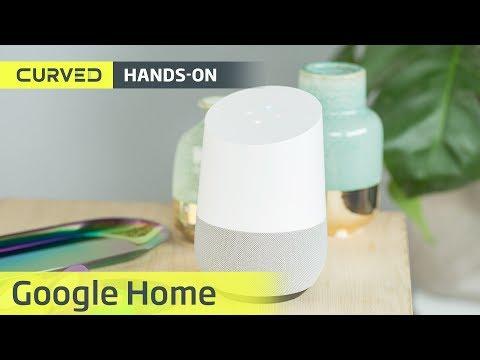 Google Home im Test | deutsch