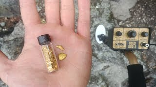 How to Find GOLD NUGGETS with a Metal Detector! (Gold Bug II)