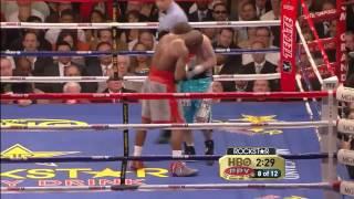 Floyd Mayweather vs  Ricky Hatton (KO)