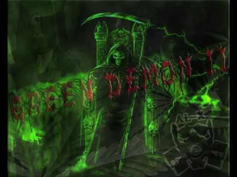 AL-X - Green Demon II: (Remix)