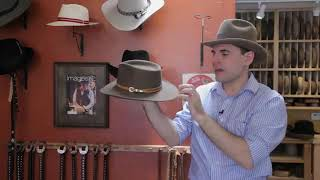 How to Tighten the Hat Band on a Stetson Hat