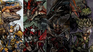 Monster Hunter 4 Ultimate Epic Moments Collection