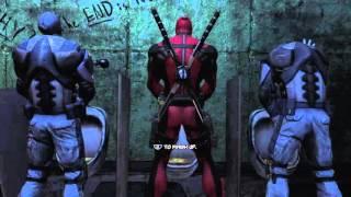 Deadpool - Longest Pee Ever