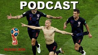 Mundijal Analiza 21. dan (Hrvatska - Rusija) | Sport Klub Podcast Powered by Smoki Mega Hrsker