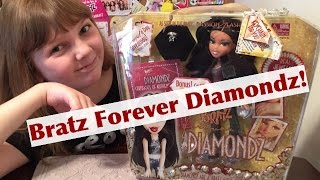2006 Bratz Forever Diamondz Jade Doll - Unboxing and Review
