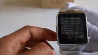 Update Firmware DZ09 MTK6261 (JUST IN CASE OF YOUR