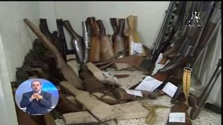 preview picture of video 'صناعة الأسلحة في وادي الطاقة (التلفزيون الجزائري)'