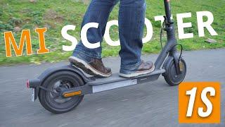 Xiaomi Mi E-Scooter 1S: Der E-Scooter für Jedermann! - Test