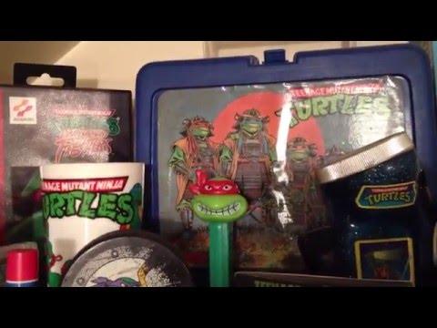 Teenage Mutant Ninja Turtles Memorabilia