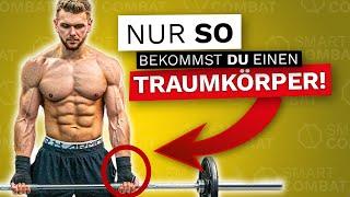 Die EINZIGEN 7 Übungen, die man zum Muskelaufbau WIRKLICH braucht!