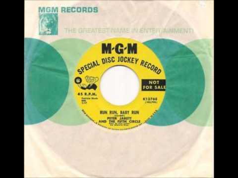 Peter Jarett & The Fifth Circle   Run Run, Baby Run MGM 13768