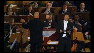 Jonas Kaufmann - Cantique de Noël/O Holy Night - Dresden Adventskonzert '08