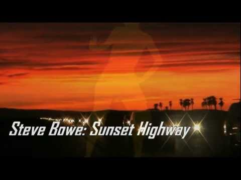 Sunset Highway by Steve Bowe