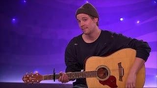 Henrik Lundholm - Egen Låt Running Red Lights (hela audition) - Idol Sverige (TV4)