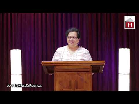 """Pray for Global Repentance - Part 2"" with Pastor Jean Tracey (THOP)"