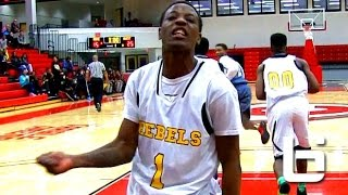 5'7 Trae Jefferson Is UNSTOPPABLE! The Most EXCITING Player In High School!