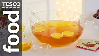 How to make mulled cider
