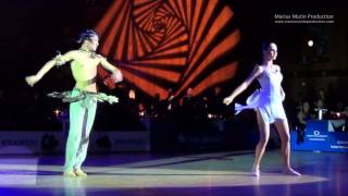 Nikita Pavlov & Dariia Palyey | GoldstadtPokal 2014 | Showdance LAT