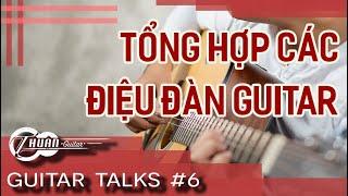 Guitar Talks #6 | Tổng Hợp CÁC TIẾT ĐIỆU Guitar Từ CƠ BẢN đến NÂNG CAO | Thuận Guitar
