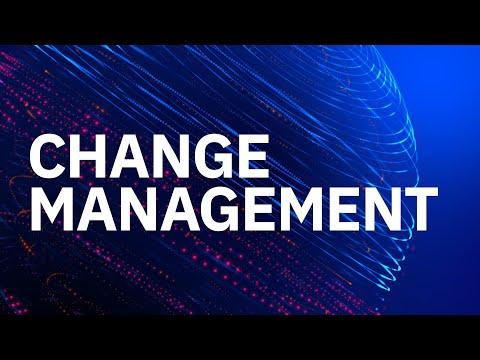 AIM Short Course - Change Management - YouTube