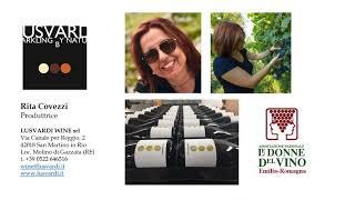Le Donne del Vino dell'Emilia Romagna al Vinitaly 2018