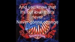 Dokken Burning like a flame lyrics