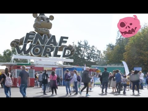 fnaf world theme park - Could it be real